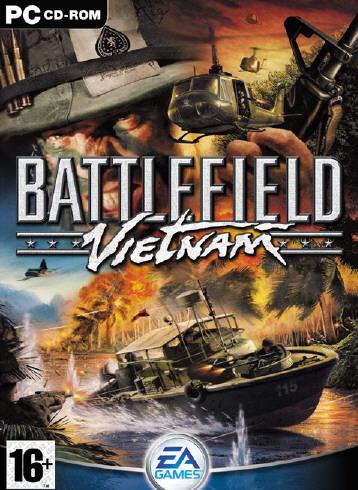 Поле битвы во Вьетнаме: Кровавые Джунгли / Battlefield Vietnam: bloody Jung